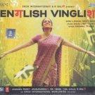 English Vinglish Hindi Audio CD (2012/Indian/Cinema/Bollywood) * Sridevi, Mehdi