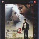 Jannat 2 Hindi Blu Ray (2012/Bollywood/Film/Movie/Cinema) * Emraan Hashmi, Esha