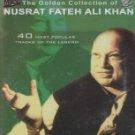 The Golden Collection Of Nusrat Fateh Ali Khan Hindi MP3 CD Ghazals