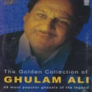 The Golden Collection Of Ghulam Ali Hindi MP3 CD Ghazals