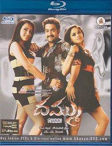 Dammu Telugu Blu Ray (2012) Jr.N.T.R., Trisha, Karthika (Jr.NTR - Dhammu)