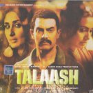 Talaashi Hindi Audio CD (2012)(Bollywood) Aamri Khan, Rani Mukherji, Kareena Kap