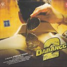 Dabangg 2 Hindi Songs CD (2012/Bollywood/Indian/Cinema) * Salman Khan, Sonakshi
