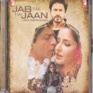 Jab Tak Hai Jaan Hindi Audio CD (2012)(Bollywood/Film/Cinema/Movie) SRK, YRF