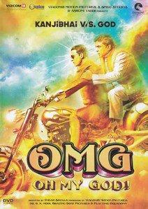 Oh My God (OMG) Hindi DVD(2012/Indian/Bollywood/Film)*Akshay Kumar, Paresh Rawal