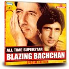 All Time Superstar Blazing Bachchan Special Edition 25 Movie DVD Pack (Amitabh)