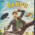 Barfi! Hindi Blu Ray (2012) Ranbir Kapoor, Priyanka Chopra, Ileana D'Cruz (Film)