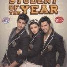 Student of The Year Hindi DVD (2012) Bollywood Indian Film by  Karan Johar