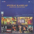Anurag Kashyap Essential Collection 5 Hindi DVD Pack (Indian/Bollywood/Cinema)
