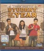 Student of The Year Hindi Blu Ray (2012) Bollywood Indian Film by Karan Johar