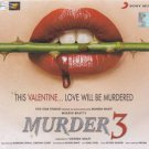 Murder 3 Hindi Audio CD (2013/Bollywood/Indian/Cinema/Song)*Randeep Hooda,Sohaib