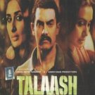 Talaash Hindi DVD(2013/Indian/Bollywood/w/English Subtitles)* Aamir,Kareena,Rani