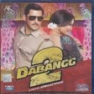 Dabangg 2 Hindi Blu Ray (Bollywood/film/Movie/Cinema)Salman Khan, Sonakshi Sinha