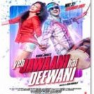 Yeh Jawaani Hai Deewani Hindi Songs CD (2013/Indian/Bollywood)*Ranbir, Deepika