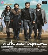 Vishwaroopam Original Tamil DVD Uncut Version with English Subtitles Fully Boxed