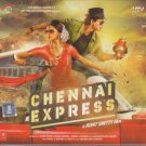 Chennai Express Hindi Audio CD (Bollywood Film/Music/Cinema) Sharukh Khan (2013)