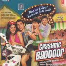 Chashme Baddor Hindi Blu Ray (Bollywood,Indian,Movie,)*(Rishi Kapoor,Ali Zafar)
