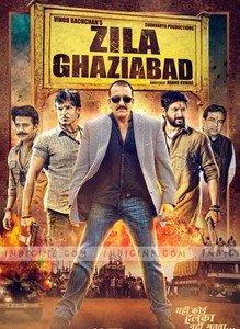 Zila Ghaziabad Hindi DVD (2013/Bollywood/Indian/Cinema)*Sanjay, Arshad, Vivek
