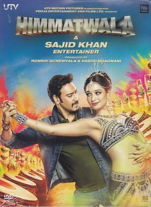 Himmatwala 2013 Hindi DVD (Bollywood/Film/Indian/Cinema) (Ajay Devgan)