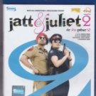 Jatt and Juliet Punjabi Blu Ray (Diljit Dosanjh/Bollywood/2013/Cinema)