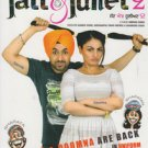 Jatt and Juliet Punjabi DVD (Diljit Dosanjh/Bollywood/2013/Cinema)
