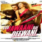 Yeh Jawaani Hai Deewani Hindi DVD Bollywood Film *Ranbir Kapoor,Deepika Padukone
