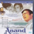 Anand Hindi Blu Ray (Bollywood/Movie/Film/Cinema) *Amitabh Bachan, Rajesh Khanna
