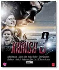 Krrish 3 Hindi Film Audio CD 2013/Bollywood Film *Hrithik Roshan,Priyanka Chopra