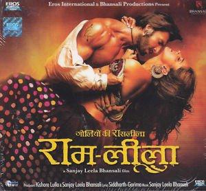 Raam Leela Hindi Songs CD ( 2013/Bollywood/Deepika Padukone/ Ranveer Singh)