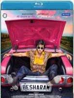 Besharam Hindi Blu Ray