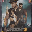Dhoom 3 Hindi Audio CD - Aamir Khan, Abhishek Bachan, Uday Chopra, Katrina Kaif