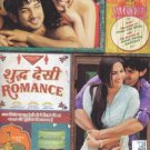 Shuddh Desi Romance Hindi DVD (2013, Bollywood, Cinema)