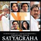 Satyagraha Hindi DVD Amitabh Bachchan, Ajay Devgn, Kareena Kapoor, Arjun Rampal