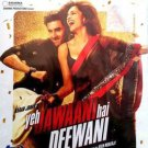 Yeh Jawani Hai Deewani Hindi Blu Ray(2013/Bollywood/India)*Ranbir Kapoor,Deepika