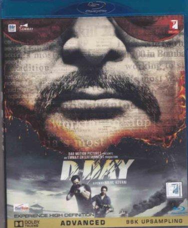 D Day Hindi BluRay (Bollywood / 2013/Nikhil Advani/ Irfaan Khan)