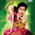 Om Shanti Om Hindi Dvd (Indian/Bollywood/Cinema/Film)*Shahrukh, Deepika