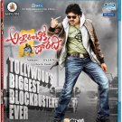 Attarintiki Daredi Telugu Blu Ray (Indian/Tollywood/2013/Cinema)*Pawan Kalyan