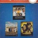 Blu Ray Bonanza Political Thrillers (Satyagraha/Rajneeti/Shanghai)  Combo Pack