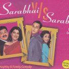Sarabhai Vs Sarabhai Hindi Comedy Serial Set (Indian Drama/Bollywood)