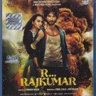 R... Rajkumar Hindi Blu Ray *ing Shahid Kapoor, Sonakshi Sinha (Bollywood/2014)
