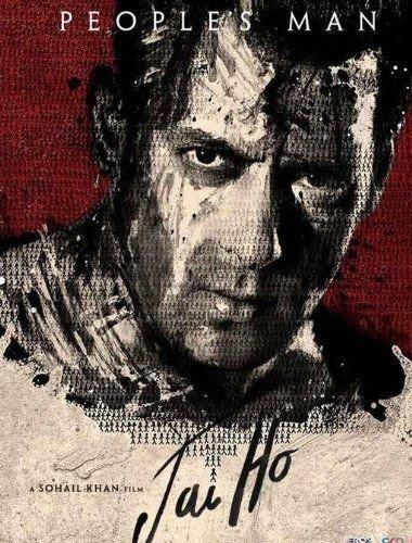 Jai Ho Hindi DVD(2014/Indian/Bollywood/Thriller/Film)*Salman khan,Tabu,Sana Khan