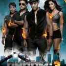 Dhoom 3 Hindi Blu Ray (Bollywood/Film)*Aamir Khan,Abhishek Bachchan,Katrina Kaif