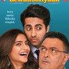 Bewakoofiyaan Hindi Blu Ray (2014)* Rishi Kapoor, Ayushman Khurana, Sonan Kapoor