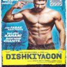 Dishkiyaoon Hindi DVD (2014/Bollywood/Cinema/Film/Drama)* Sunny Deol, Harman Baw