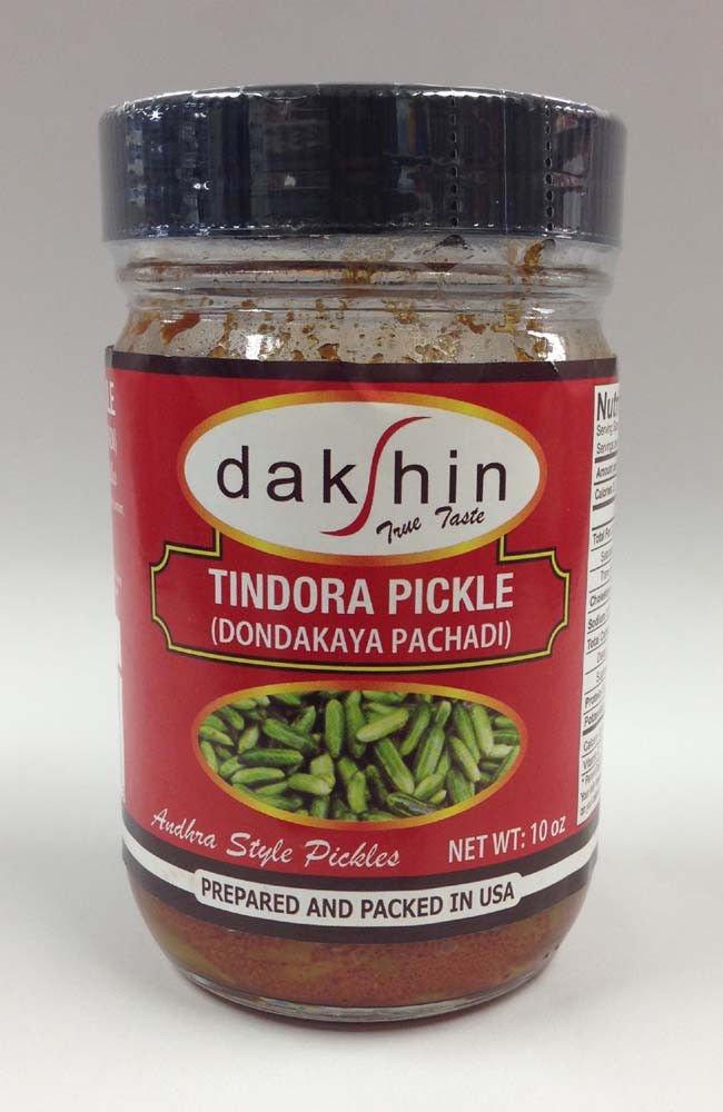 Tindoora Pickle ( Dondakaya Pachadi)