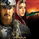 Jodha Akbar Hindi DVD (Bollywood/Film/Cinema/Aishwarya Rai/Hrithik Roshan)
