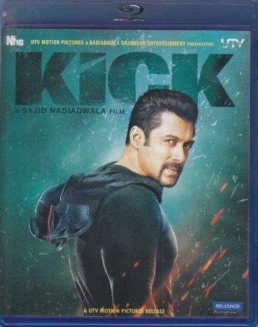 Kick Hindi Bluray *ing Salman Khan, Jacqueline  (Bollywood/Cinema/2014 Film)
