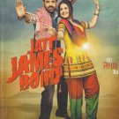 Jatt James Bond Punjabi DVD *ing Gippy Grewal, Zareen Khan(Bollywood/2014 Movie)