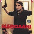 Mardaani Hindi DVD (2014/Bollywood/Film) Starring: Rani Mukerji,Tahir Raj Bhasin