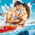 Bang Bang Hindi Audio CD (Hrithik Roshan/Katrina Kaif/2014/Bollywood)